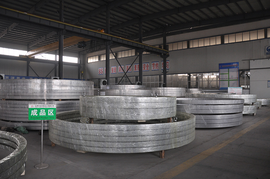 4.0MW Gravity Foundation Flange