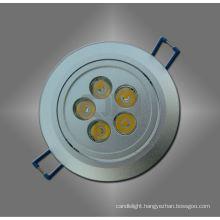 White/ Warm White 5W LED Ceiling Spotlight for Housing Long Lifespan