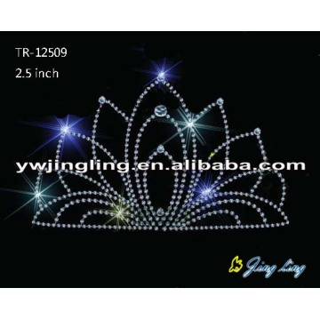 Princesa Lighten Up Rhinestone Crown