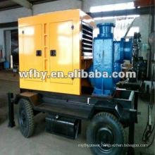 mobile water pump