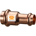 Copper Press Fittings for Drinking Water Systems