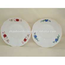 Cheap soup plate,dishes and plates,porcelain soup plate