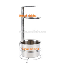 hookah accessories new design hookah shisha charcoal holder basket