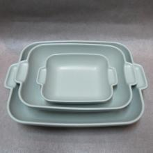 Matte Ceramic Baking Dish