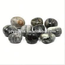 Azulejos de piedras preciosas pulidas de piedras preciosas