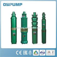 head 100 meter deep well water pump