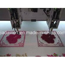 Máquina de bordar ponto / Chenille e toalha de borda