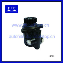 High quality Hydraulic parts Power Steering Pump assembly for FAW CA1120 6110A