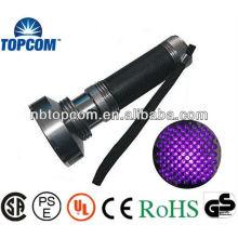 100 led 365-370nm UV torch