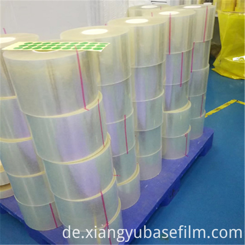 Polyester Releasing PET Liner Film 1