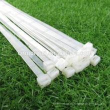 Laço de nylon zip ajustável brandnew do cabo de nylon com UL94-V2, CE aprova