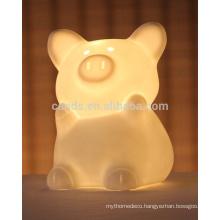 Best Welcomed Ceramic Desk Decor Mini Table Lamp
