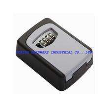 Portable 4 Digits Combination Key Box (TKBH-06)
