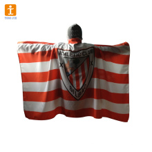 Customizable body flag