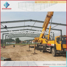 light weight steel warehouse prefabricated hall steel building kits for sale