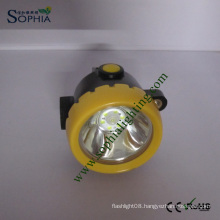 Explosive Proof Cordless Mining Lamp Miners Cap Lamp Head Lamp
