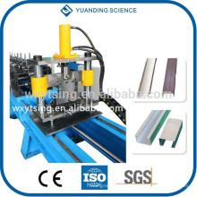 Full Automatic YTSING-YD-0313 C Purline Roll Forming Machine