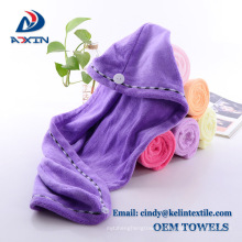 Personalized microfiber hair drying towel turban terry towel turbans Personalized microfiber hair drying towel turban terry towel turbans