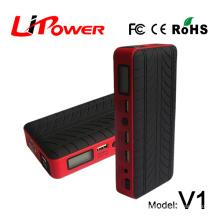 lipo battery multi-function jump starter with LED light