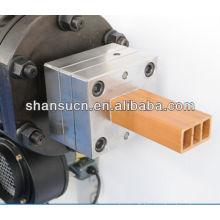Vente d'extrudeuse plastique WPC PVC profil