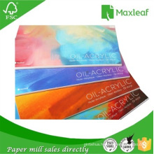 16k Oil-Acrylic Sketch Drawing Pad for Promotion Pad