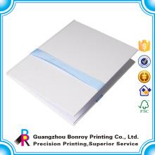 Diseño personalizado Cuaderno de lujo impreso