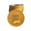 Handle Cookie Tin Container Wholesale Promotion Cookie Tin Box