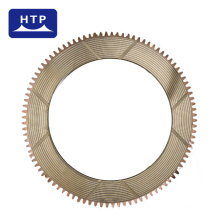 Kundenspezifische Getriebeteile Kupferbasierte Sinter-Reibscheiben für Caterpillar 3F5504