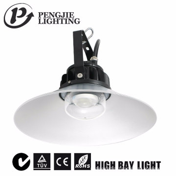 Luz alta vendendo quente superior da baía do diodo emissor de luz do alumínio 50W