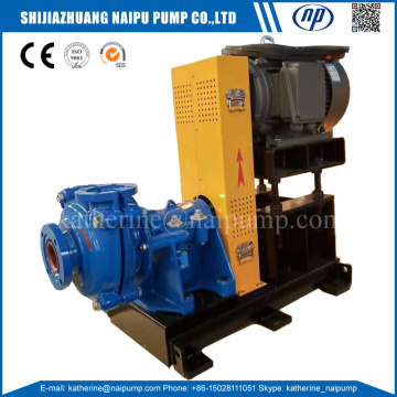 Naipu ZVz สไตล์ Small Slurry Pump 3x2