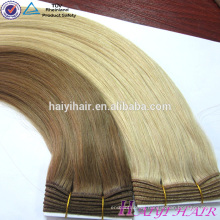 Full Cuticle One Donor Luxury Grade Wholesale Blonde Russian Hair