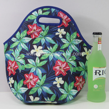 High Quality Colorful Neoprene Tote Lunch Bags