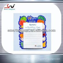 copper paper manufacture decoration cheap fridge magnet