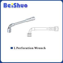 L Перфораторный ключ с отверстием для ремонта автомобиля