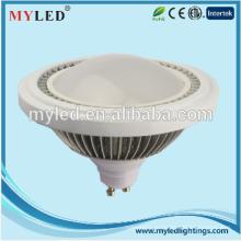 Профессиональный светодиодный светильник G53 / GU10 10w / 12w / 13w / 15w AR111