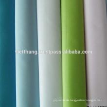 "60% Baumwolle + 40% Polyester GEWEBTER STOFF / Bleaching / Plain / Breite: 60 """