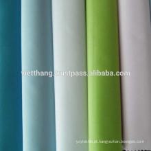 Tecido Unifrom 120 * 76 / TC45 * TC45 101gsm Alta qualidade do Vietnã