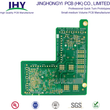 HDI PCB with Special Process Multilayer Printed Circuit Board Manufacturing