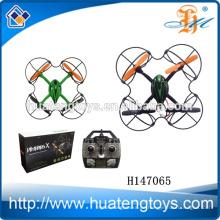 2014 Neues Produkt! 6 Achsen RC Fliegen Spielzeug UFO Quadcopter rc Quadcomputer Eindringling ufo H147065