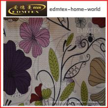 Tecido de cortina com estilo impresso preço barato EDM0550