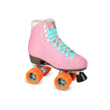 Soft Boot Quad Roller Skate for Adults (QS-36)