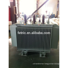 Three phase oil immersed transformer 1600kva
