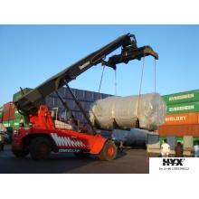 Enrolamento de filamentos de tanques FRP para indústria química
