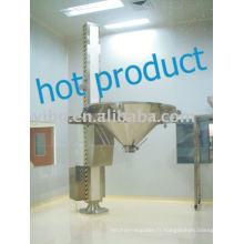 Machine de levage de trémie à lit fluide utilisée dans le colorant