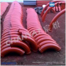 45 Degree 8d Alloy Steel Bend (1.4903, X10CrMoVNb9-1)