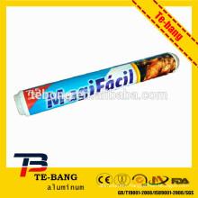 high moisture barriering aluminium foil