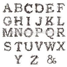 Worten entwerfen klare Briefmarken für Papierherstellung Sammelalbum