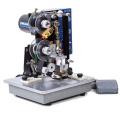 3-4  line  print HP241B - Semi-Automatic  coding machine