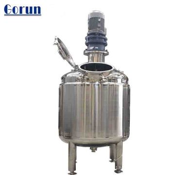 Movable Paint Dispersing Mixing Tank /vessel