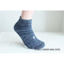 Calcetines de algodón de los hombres-1